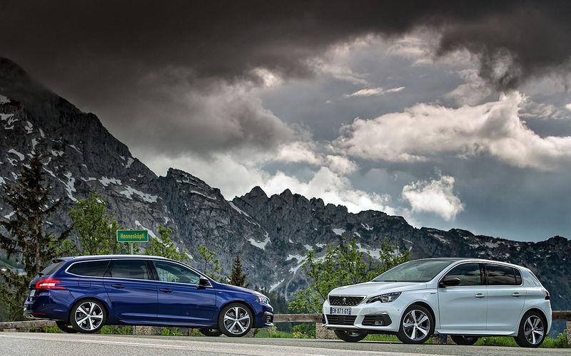 Рестайлинг Peugeot 308 — новые моторы и электронные системы