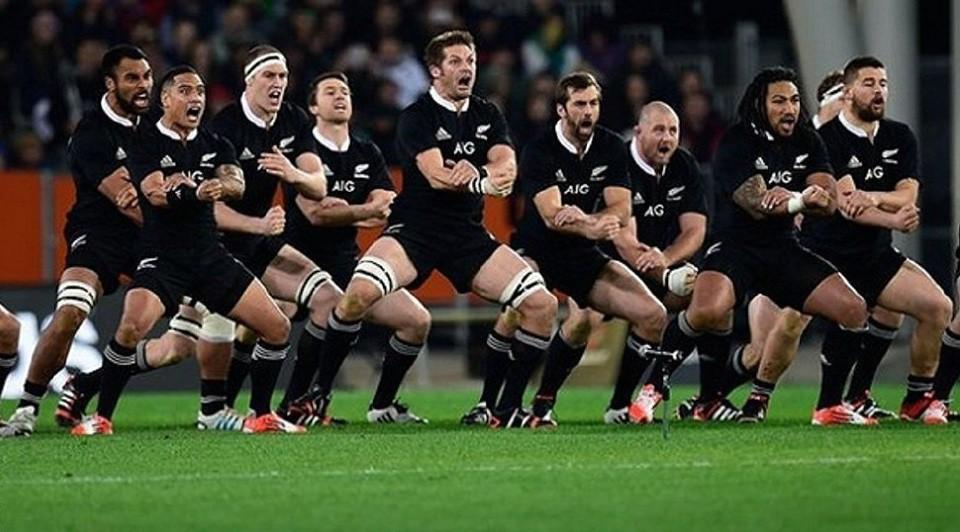 Новозеландская сборная по ре…