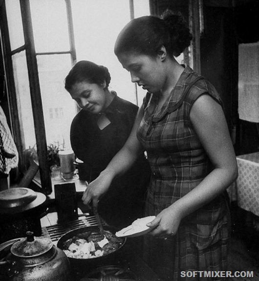 Москвички 1956-го