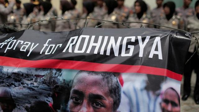 Народ рохинджья как провокация Запада