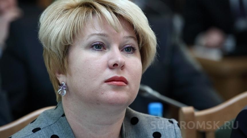 Вице-мэр пожаловалась на маленькую зарплату омских чиновников