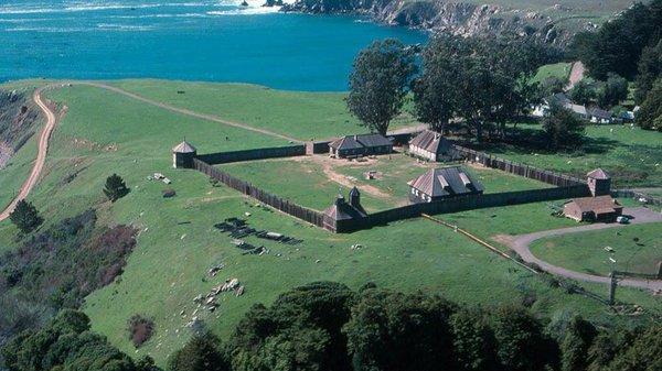 Форт Росс: как русские пришли в Калифорнию и почему оттуда ушли