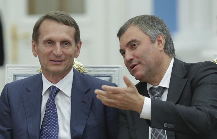 Чего ждать от Вячеслава Володина на посту председателя Госдумы?
