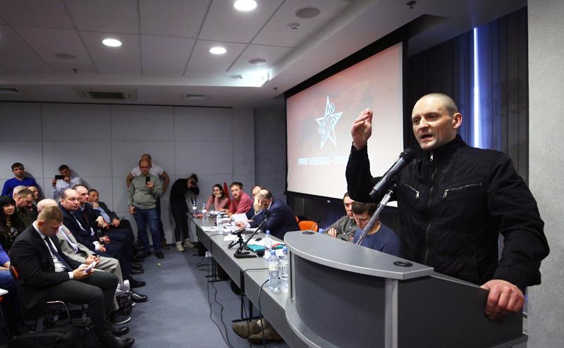 Сергей Удальцов: Кремль готовит новую Болотную площадь