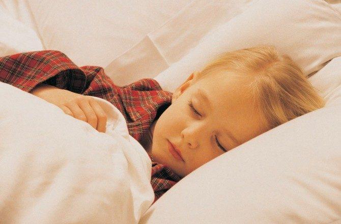 Главный секрет здорового детского сна