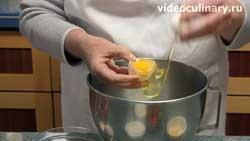 пошаговый фото-рецепт и видео рецепт Меренгов со сливками и клубникой