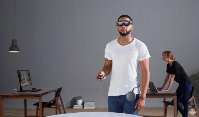 Секретные очки дополненной реальности Magic Leap впервые показали публике