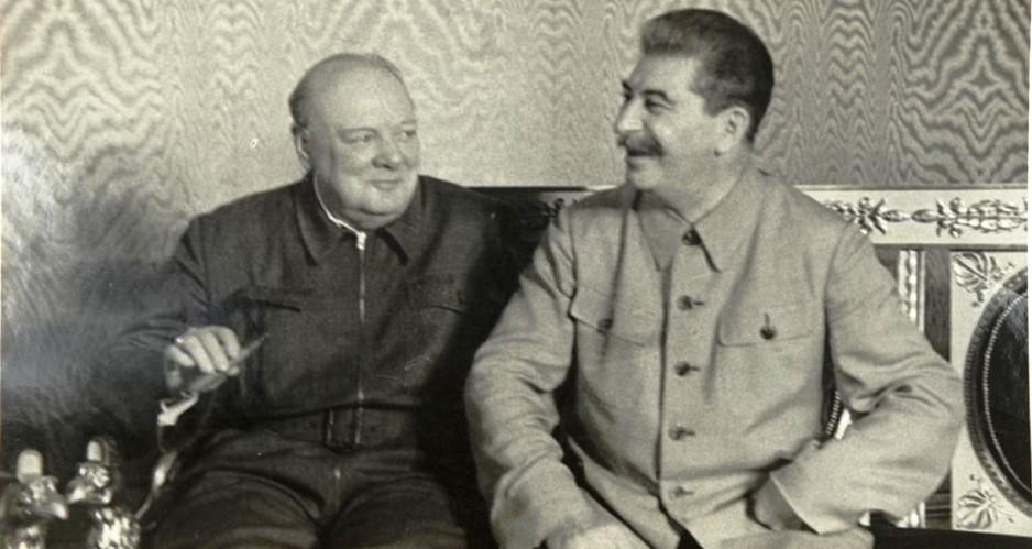 Черчилль выпил коньяк Сталина, предназначенный Рузвельту?