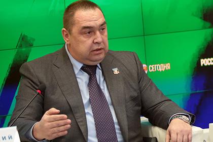 Плотницкий предложил объединить русских по примеру Богдана Хмельницкого