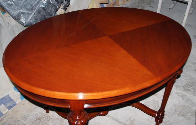 Реставрация стола: мастер-класс