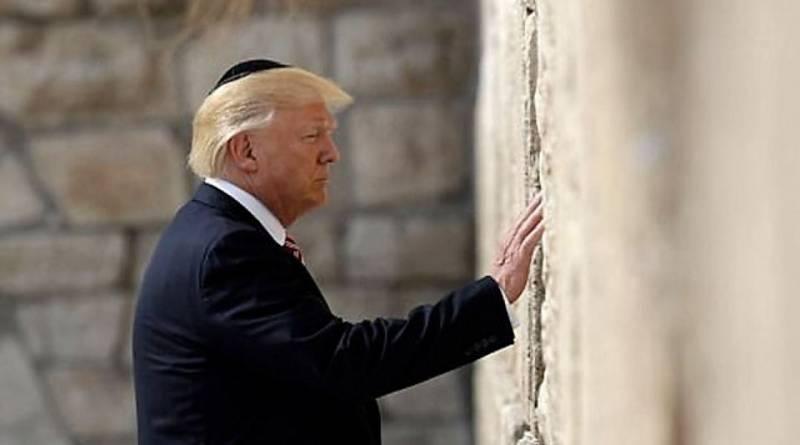 Трамп «осознал реальность» и признал Иерусалим столицей Израиля. Трампу возразил весь мир!