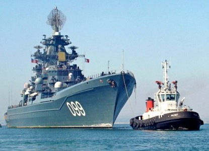 "Стала известна дата возвращения атомного крейсера ""Адмирал Нахимов"""