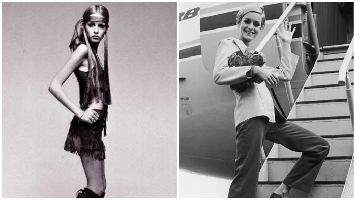 Подиумная мода 1960-х вновь изменила представления об идеальных ягодицах.