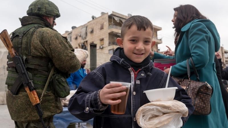Сирия: ВКС РФ доставили окол…