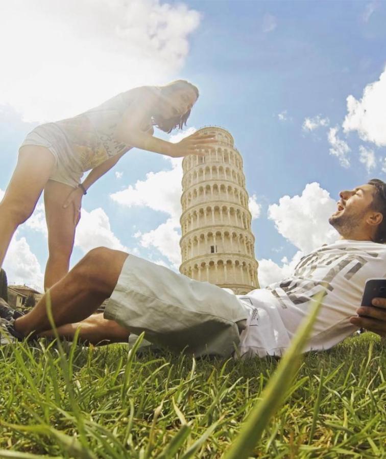 Итальянские порнотуристы объездили весь мир (фото)