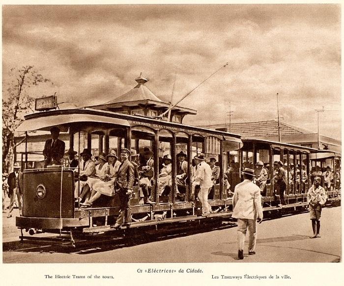 Ретро-снимок колониального Мозамбика в 1920-х годах.