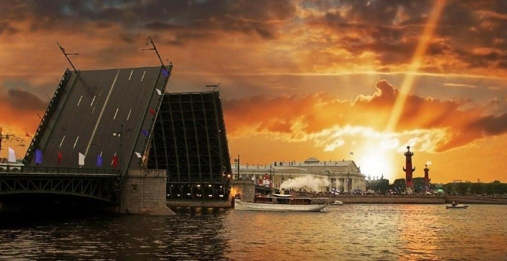Неповторимые мосты Санкт-Петербурга