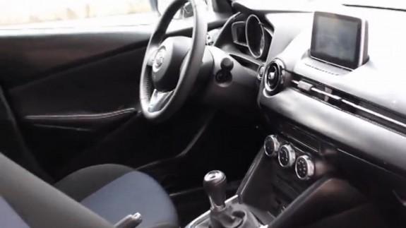 Австралийцы протестировали будущую Mazda2