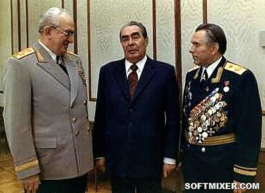 Щелоков против Андропова... Les Coulisses du Kremlin... КГБ vs МВД.., кто круче...