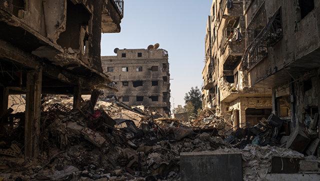 Новости Сирии. Сегодня 8 декабря 2016