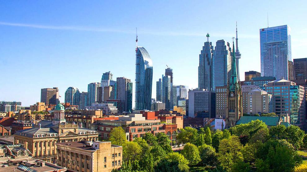 Торонто — самый многонациональный город Канады