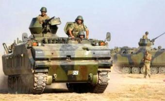 Турция перешла в наступление на сирийскую армию