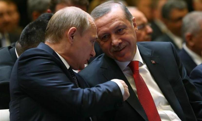 Эрдоган предложил Путину отказаться от доллара и перейти на нацвалюты в расчетах между странами