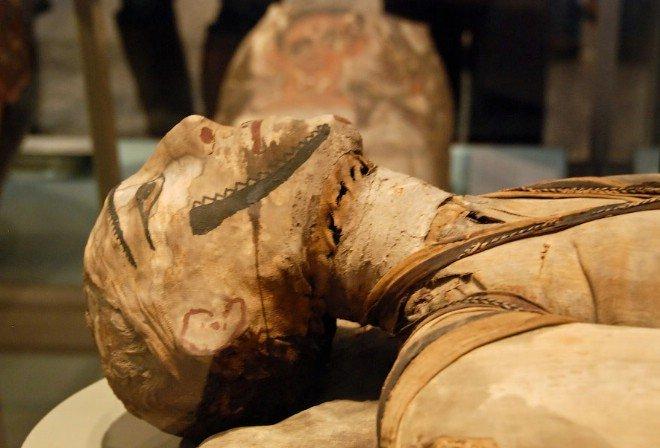 Под Полтавой найдены мумифиц…