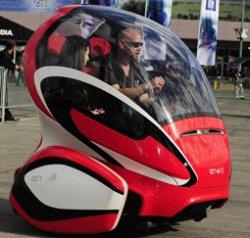АВТОНОВОСТИ. Сверхлёгкий автомобиль. Авто будущего
