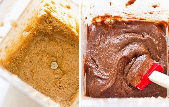 Домашняя орехово-шоколадная паста