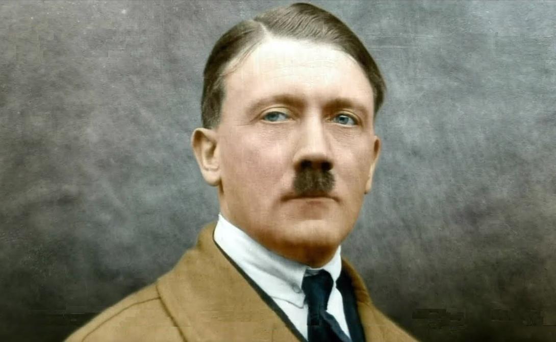 Адольф Гитлер: Нобелевская премия за нацизм