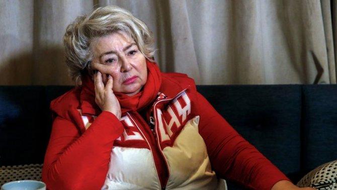 Татьяна Тарасова: «Я бы на м…