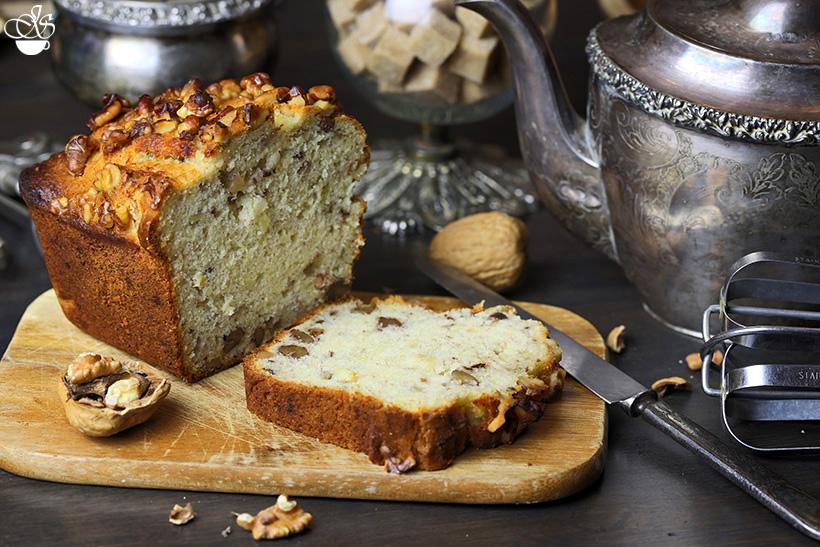 Этот кекс получается особенно сочным, благодаря одному неожиданному ингредиенту!