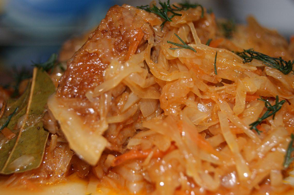 Утка рецепты с капустой приготовления