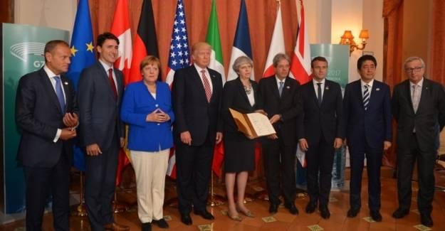 Страны G7 собрались совместно бороться с терроризмом
