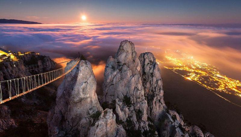 15 потрясающих живописных фотопейзажей России