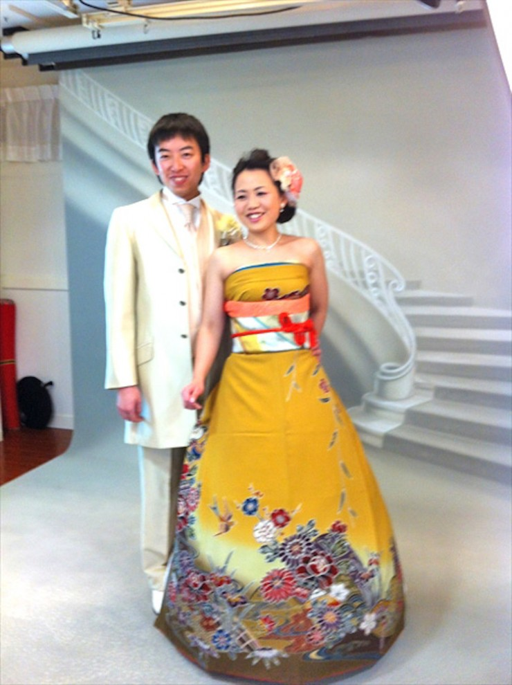 Японские невесты