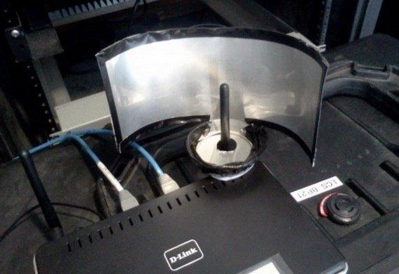 Как усилить сигнал Wi-Fi с помощью жестяной банки