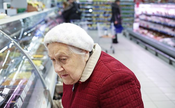 «Изредка покупаю самую дешёвую рыбу и просроченную курицу». Как живут пенсионеры в Москве и в провинции