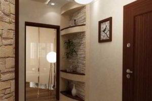 Прихожая в квартире и частном доме: лучшие идеи оформления интерьера