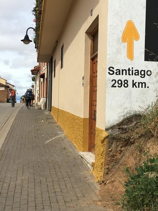 Дневник Камино де Сантьяго: день первый