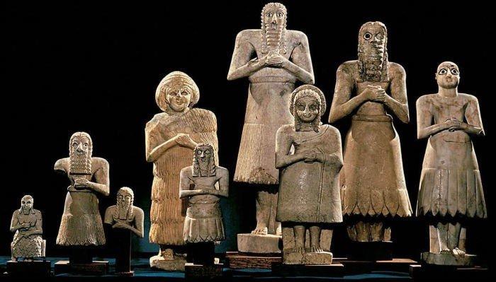 Первая цивилизация мира Факты о шумерах