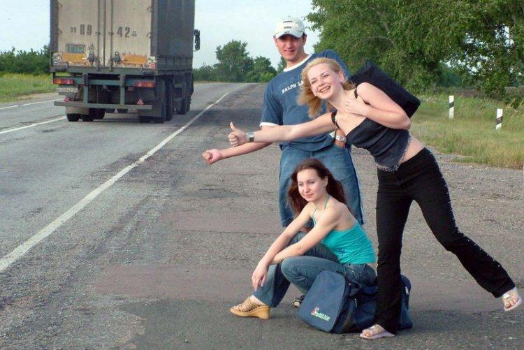 Как правильно путешествовать автостопом