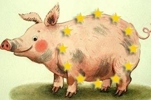 Евросоюз настаивает навозвращении своей свинины вРоссию
