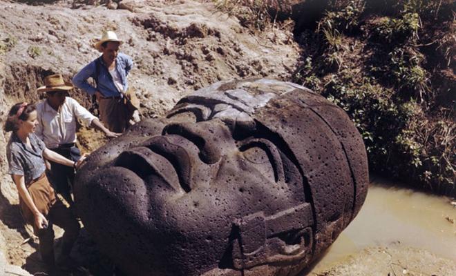 10 археологических находок, которые мы не можем понять