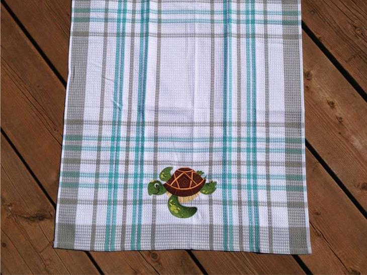 Детские кухонные полотенца