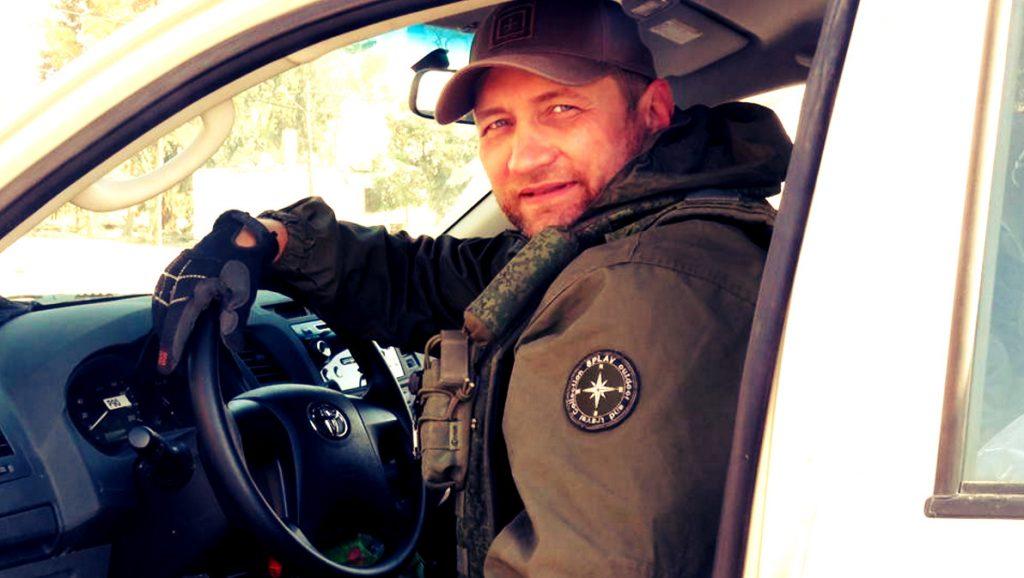 Участник штурма Пальмиры Блохин о зверствах США в Сирии: «Больные ушлепки»
