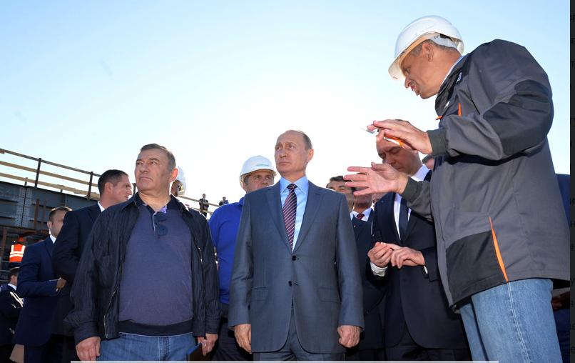 """The New Yorker объяснил, как Путин вырастил """"теневой кабинет"""" олигархов"""