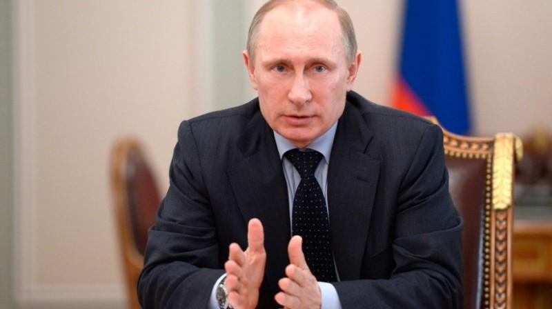 Путин: Мировое сообщество уж…