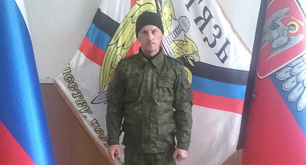 Уехавший на Донбасс латвиец рассказал, почему воюет за ДНР
